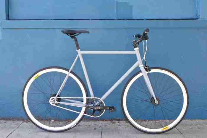 Bicicleta Fixie Naïve