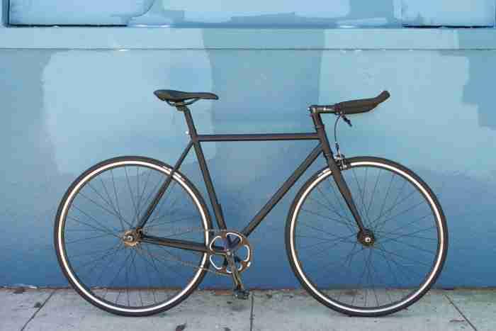 Bicicleta Fixie Murciélago
