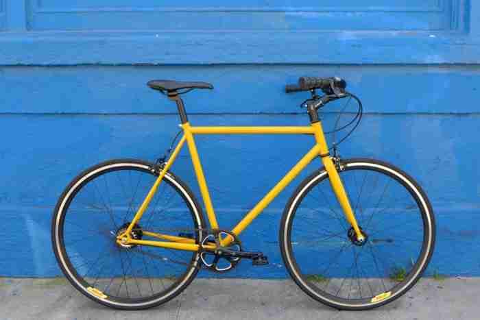 Bicicleta Fixie Mango