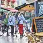 Arma Tu Bici - Comerciantes apoyan ciclovias